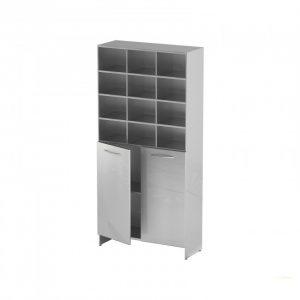 AT-S012 - шкаф-стеллаж для одноразовой одежды