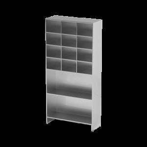 AT-S09 - шкаф-стеллаж для одноразовой одежды
