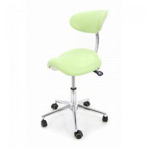 Ergo MA02 - эргономичный стул-седло со спинкой | Медтехника (Россия)
