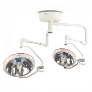 6612 - хирургический двублочный светильник | Армед (Россия)