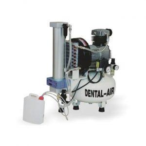 Dental Air 2/24/57 - безмасляный воздушный компрессор на 2 установки