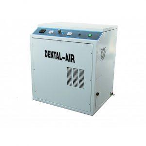 Dental Air 3/24/39 - безмасляный воздушный компрессор на 3 установки