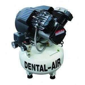 Dental Air 3/24/5 - безмасляный воздушный компрессор на 3 установки