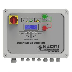 с ресивером 270 л   Nardi Compressori S.r.l. (Италия)