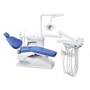 Geomed 1 NEW Econom - стоматологическая установка с нижней подачей инструментов | Geomed (Китай)