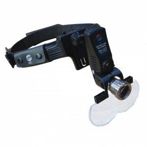 KS-07 - осветитель с встроенной батареей и видеокамерой