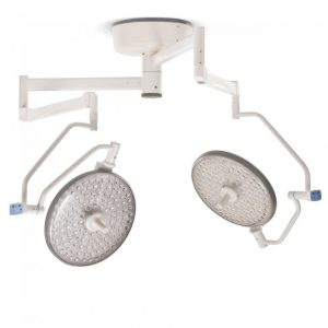 LED550 (550/550) - хирургический светильник | Армед (Россия)