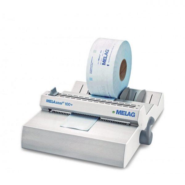 MELAseal RH 100+ Standart - запечатывающее устройство для стерилизационных рулонов | Melag (Германия)