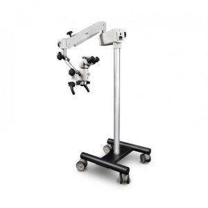 Прима Д - стоматологический операционный микроскоп с 5-ти ступенчатым увеличением и LED-подсветкой | MedPribor (США - Россия)