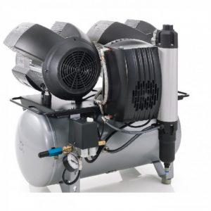 Tornado   безмасляный компрессор четырехцилиндровый c осушителем  лмин  Drr Dental Германия