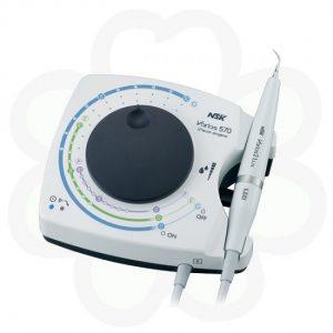 Varios 570 LUX - многофункциональный портативный ультразвуковой скалер (с оптикой) | NSK Nakanishi (Япония)