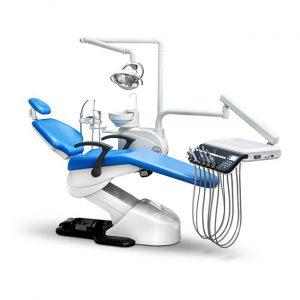 WOD550 - стоматологическая установка с нижней подачей инструментов | Woson (Китай)