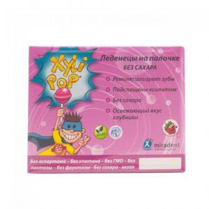 XyliPOP - леденцы без сахара