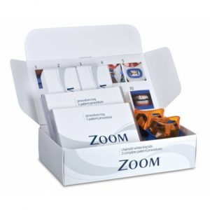 Zoom CH Double Kit - двойной набор для отбеливания с улучшенным гелем (для 2-х пациентов) | Philips (Нидерланды)